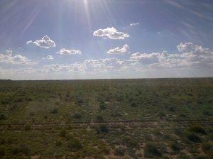 Arizona Blue Sky