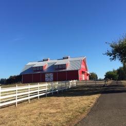 West Linn Barn